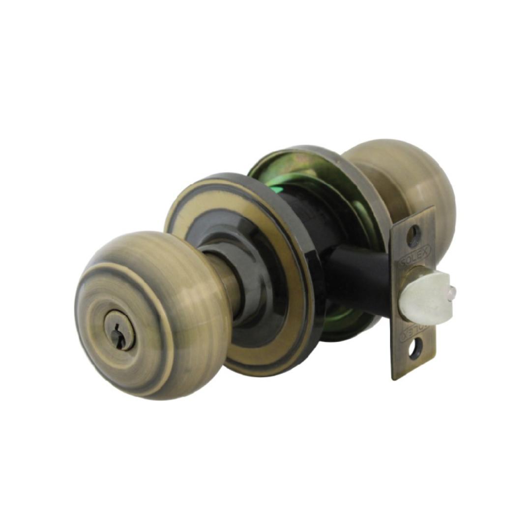 SOLEX Round Lock - 9220-AB
