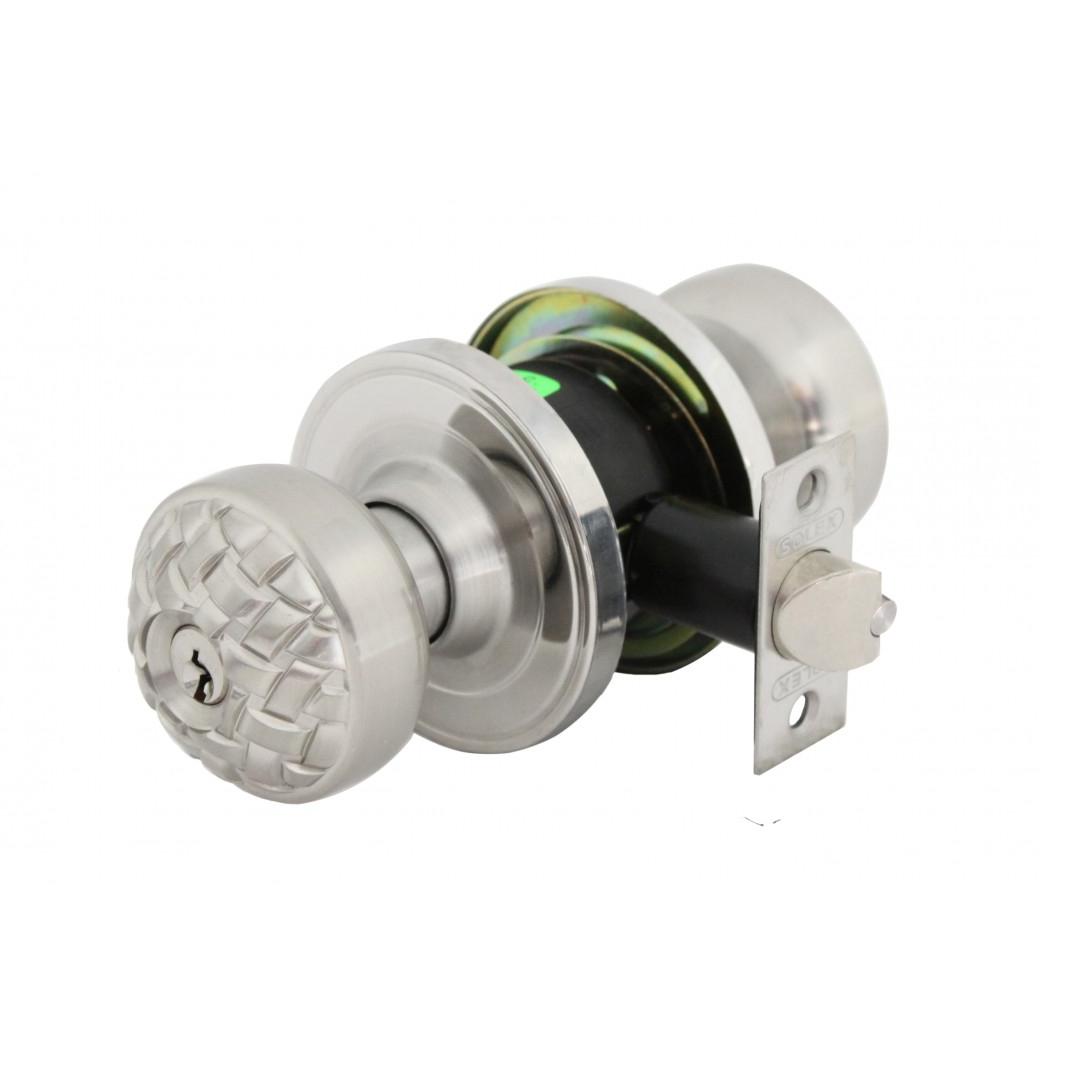 SOLEX Round Lock - 9400-ss