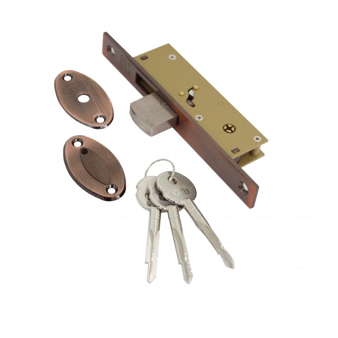 SOLEX Sliding Lock - 412H-AC