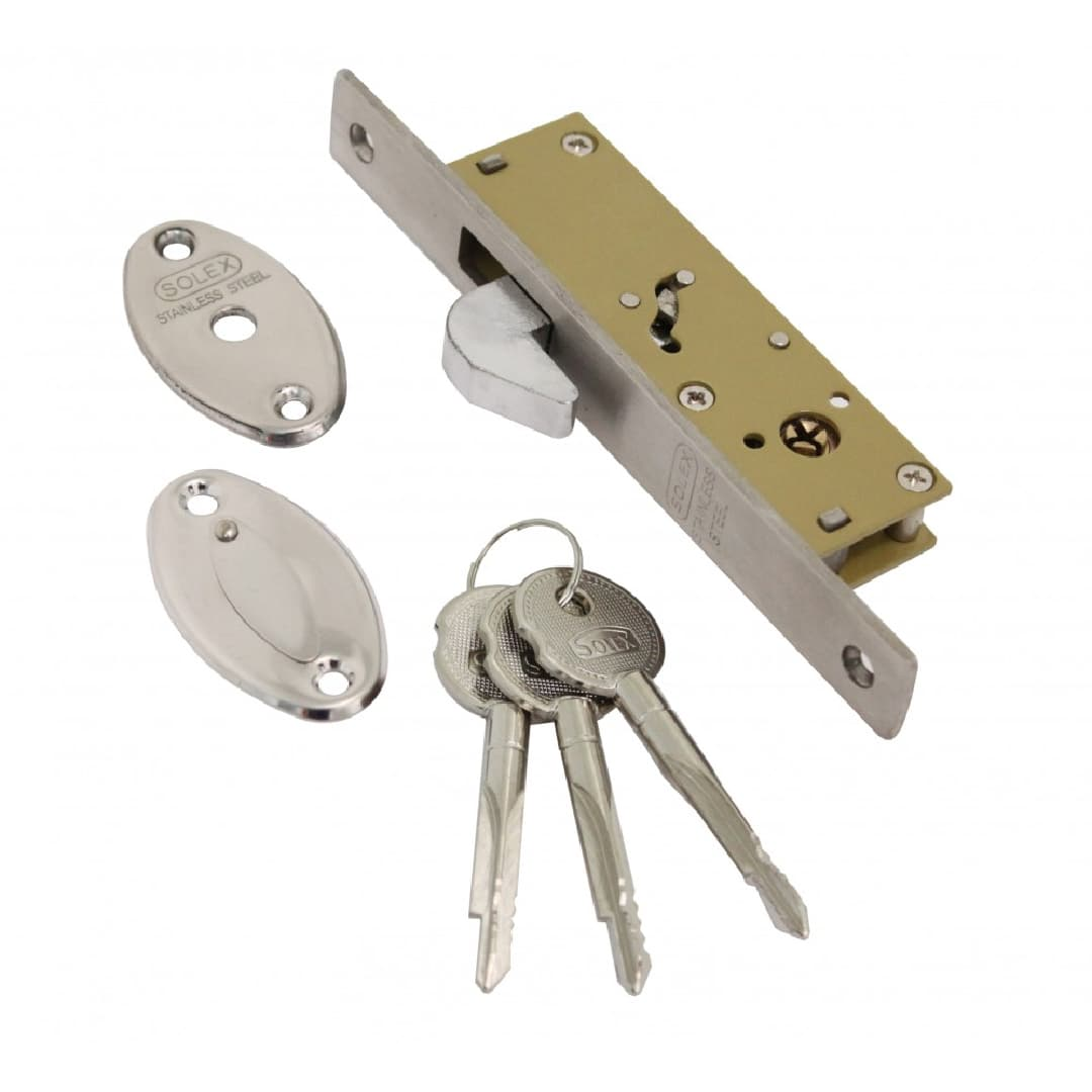 SOLEX Sliding Lock - 412H-ss