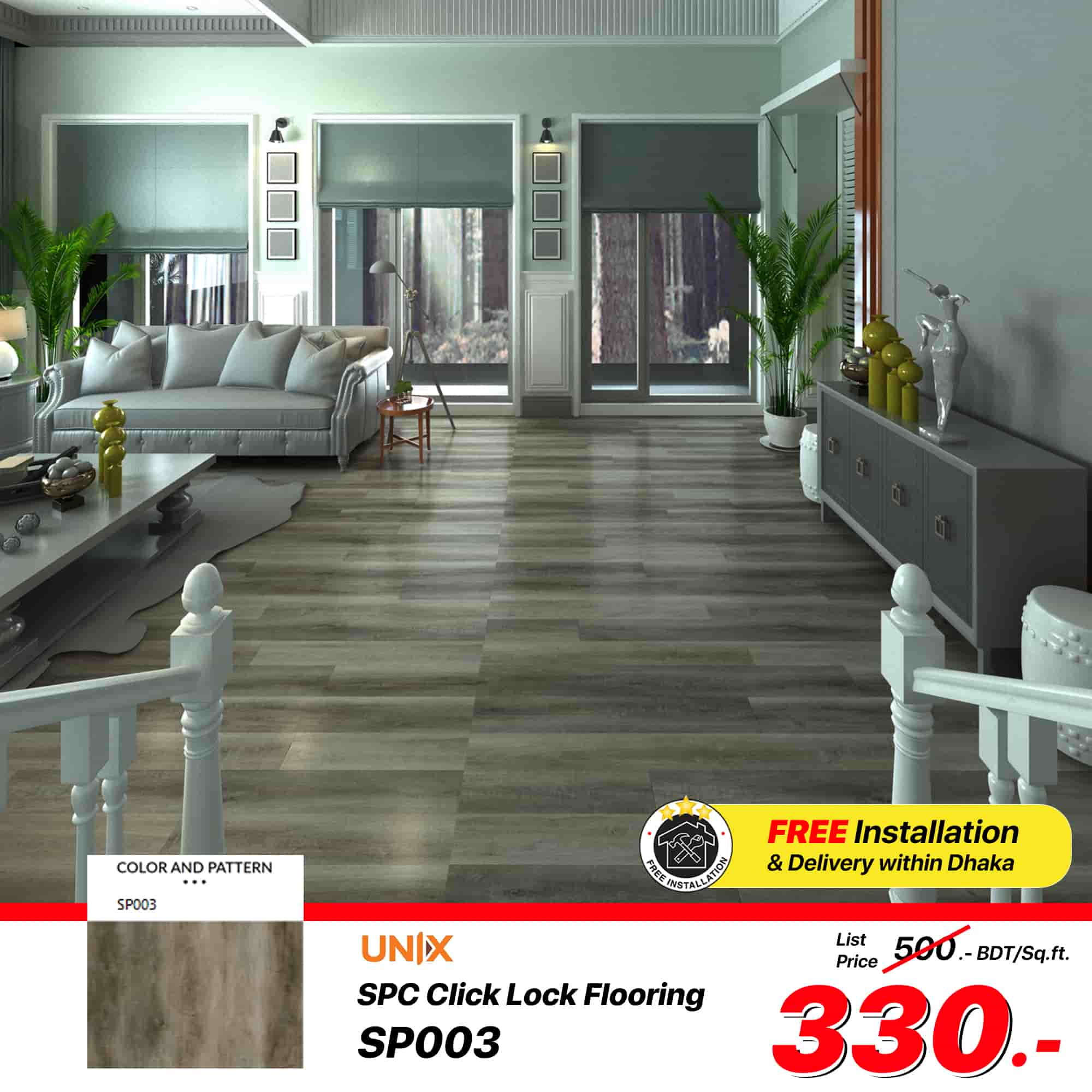 ZMARTBUILD SPC Floor -- SP003 Ads - ver 3