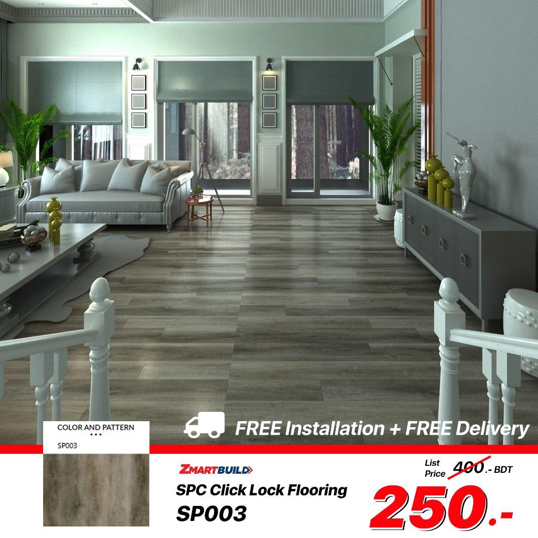 ZMARTBUILD SPC Floor -- SP003 Ads