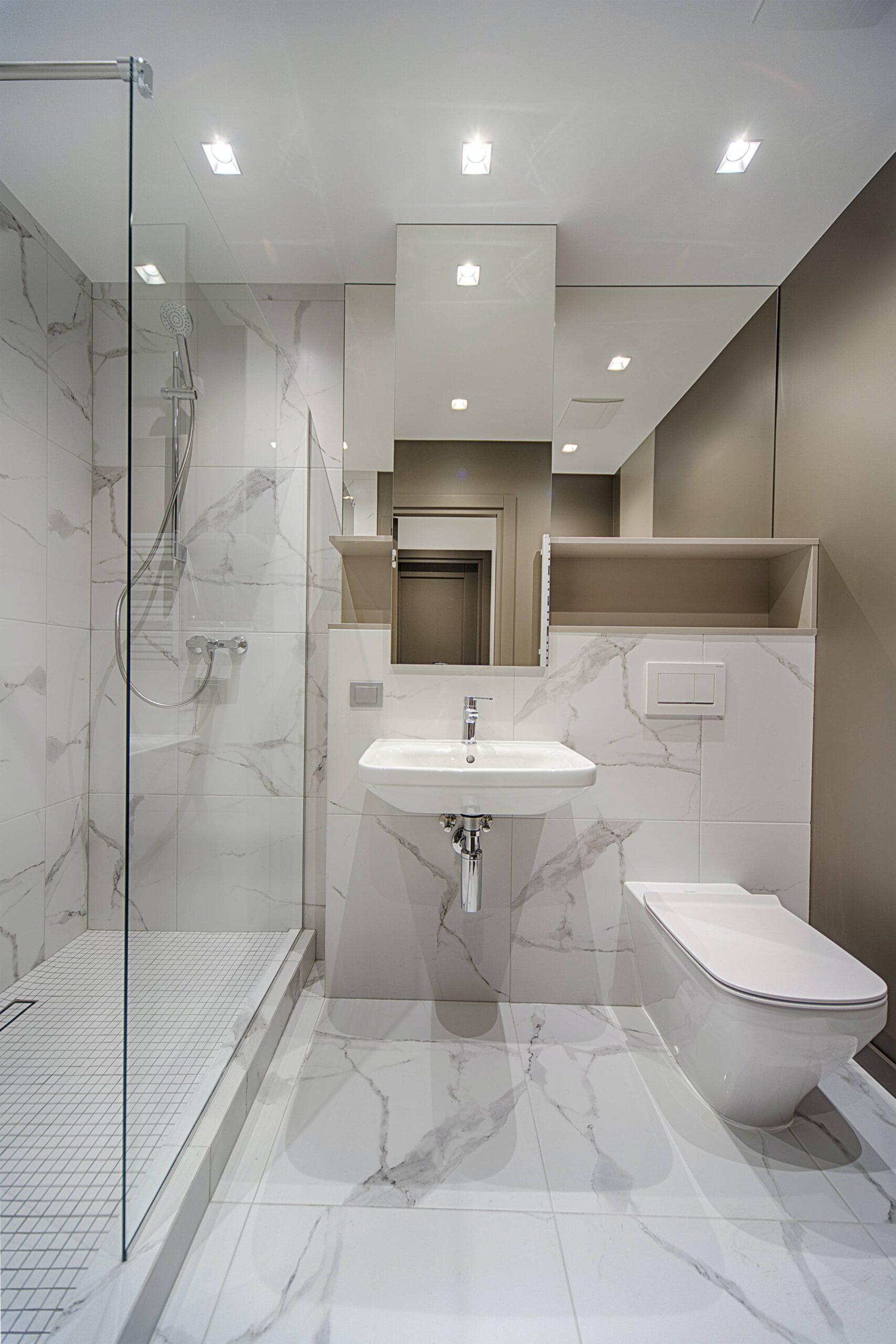 Bathroom zone 1