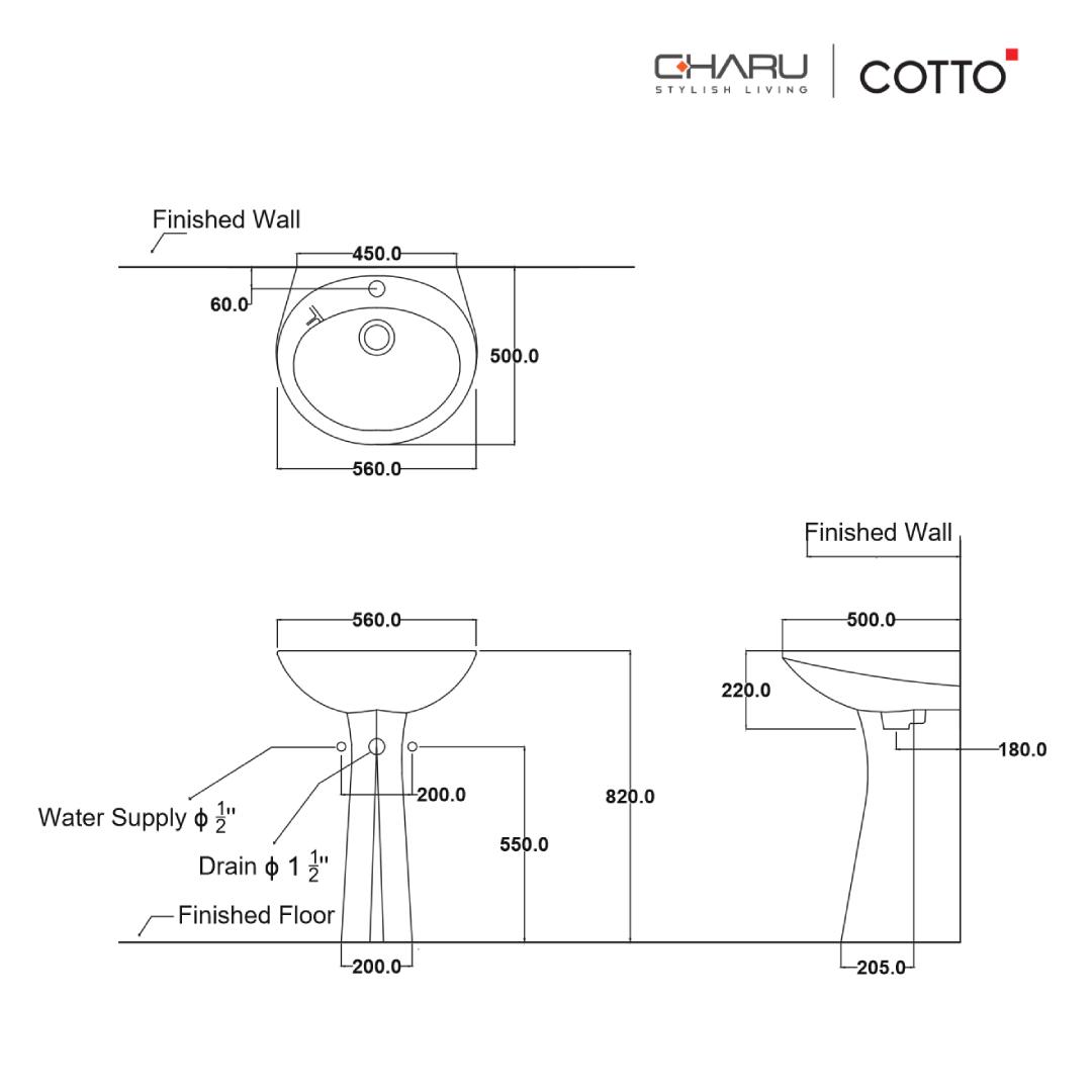 Charu (Cotto) Kensington 22 - C012.2