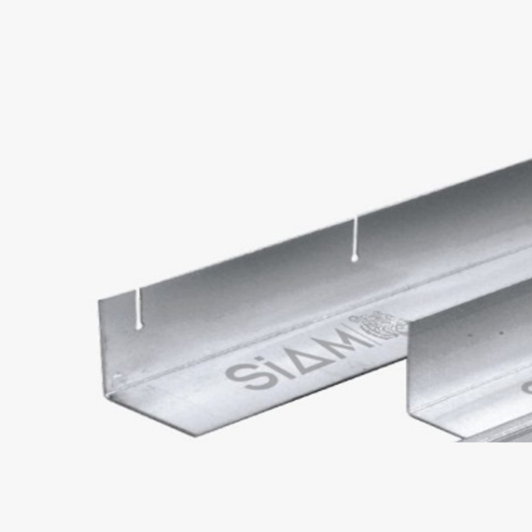 SiAM Ceiling Metal Profile Wall Angle