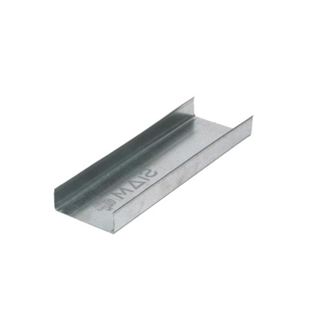 SiAM Drywall Metal Profile U Track