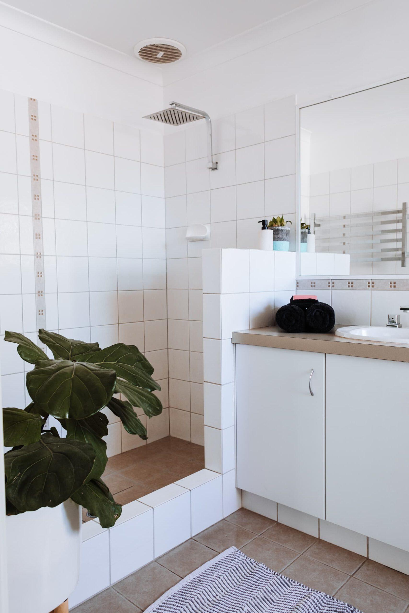cement threshold - bathroom accessories