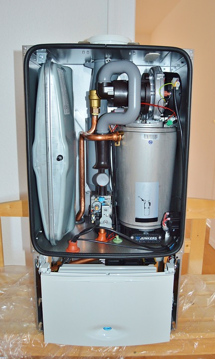 sort out water heater