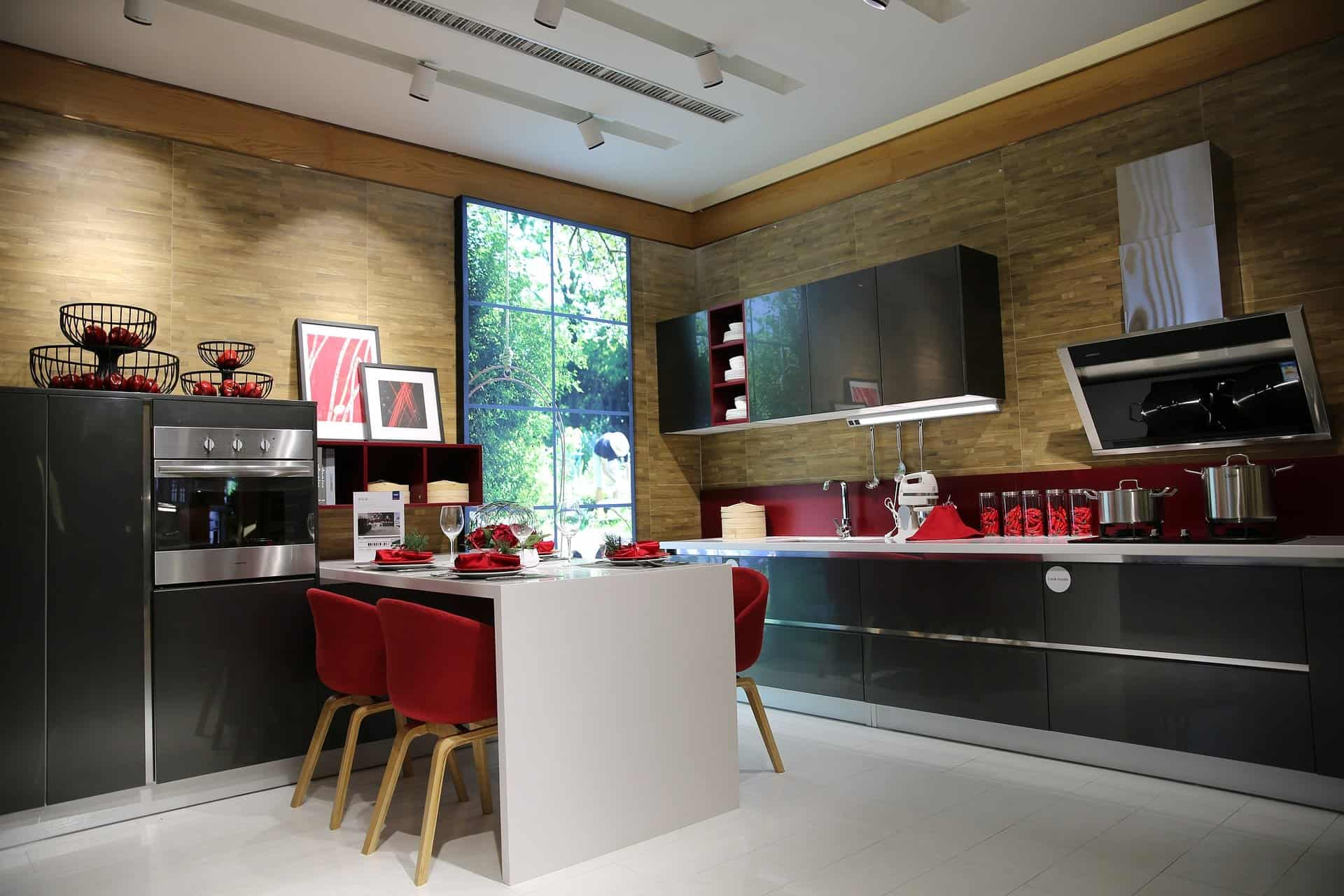 improve hom - kitchen room