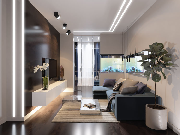Make Your Small Rooms more expansive, and comfortable