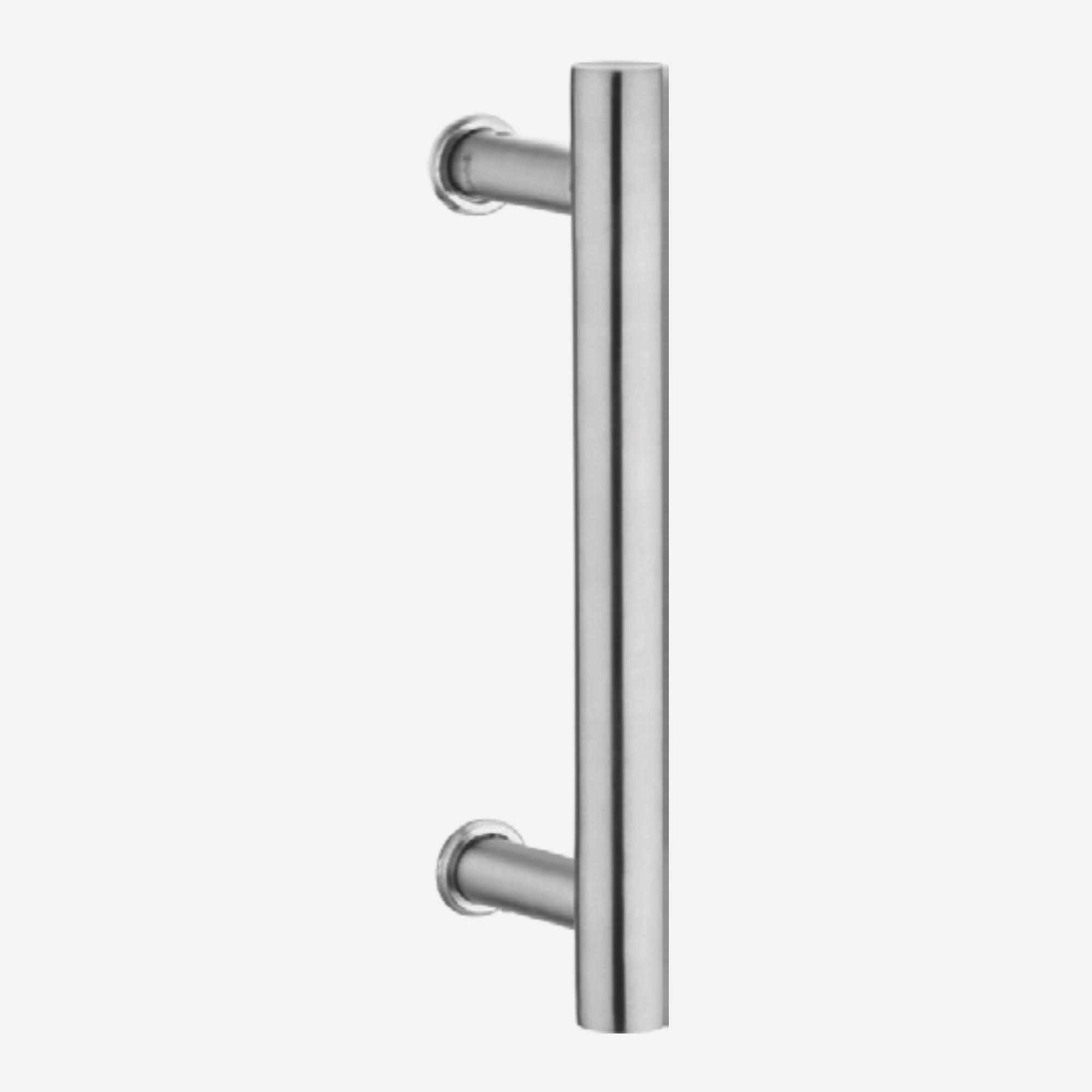 Dorset PULL HANDLE FOR GLASS DOOR 24inch - SH 24 P SS