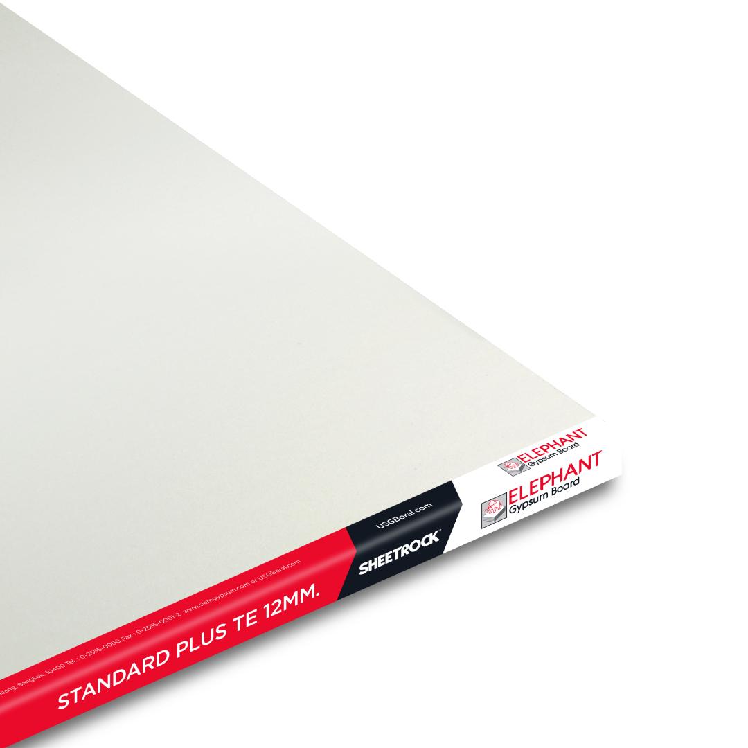 application of gypsum boards