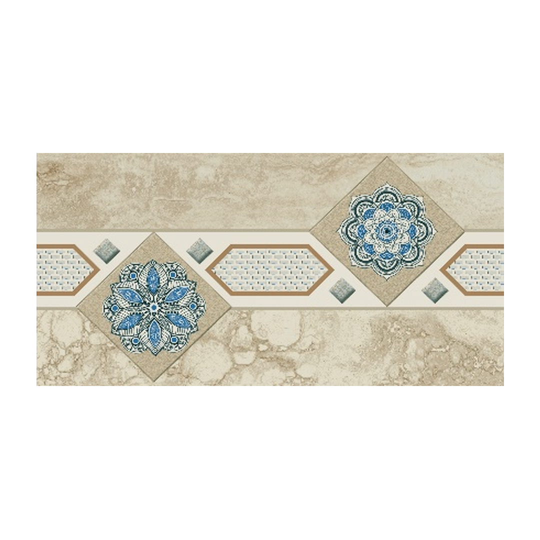 Charu by Great Wall Ceramic D Romagna Ivory -1