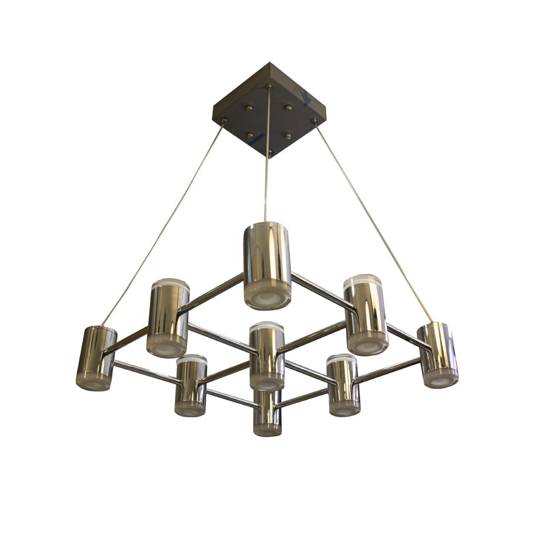 D10016-9-Chromium color Stainless steel +aluminium +acrylic 70W