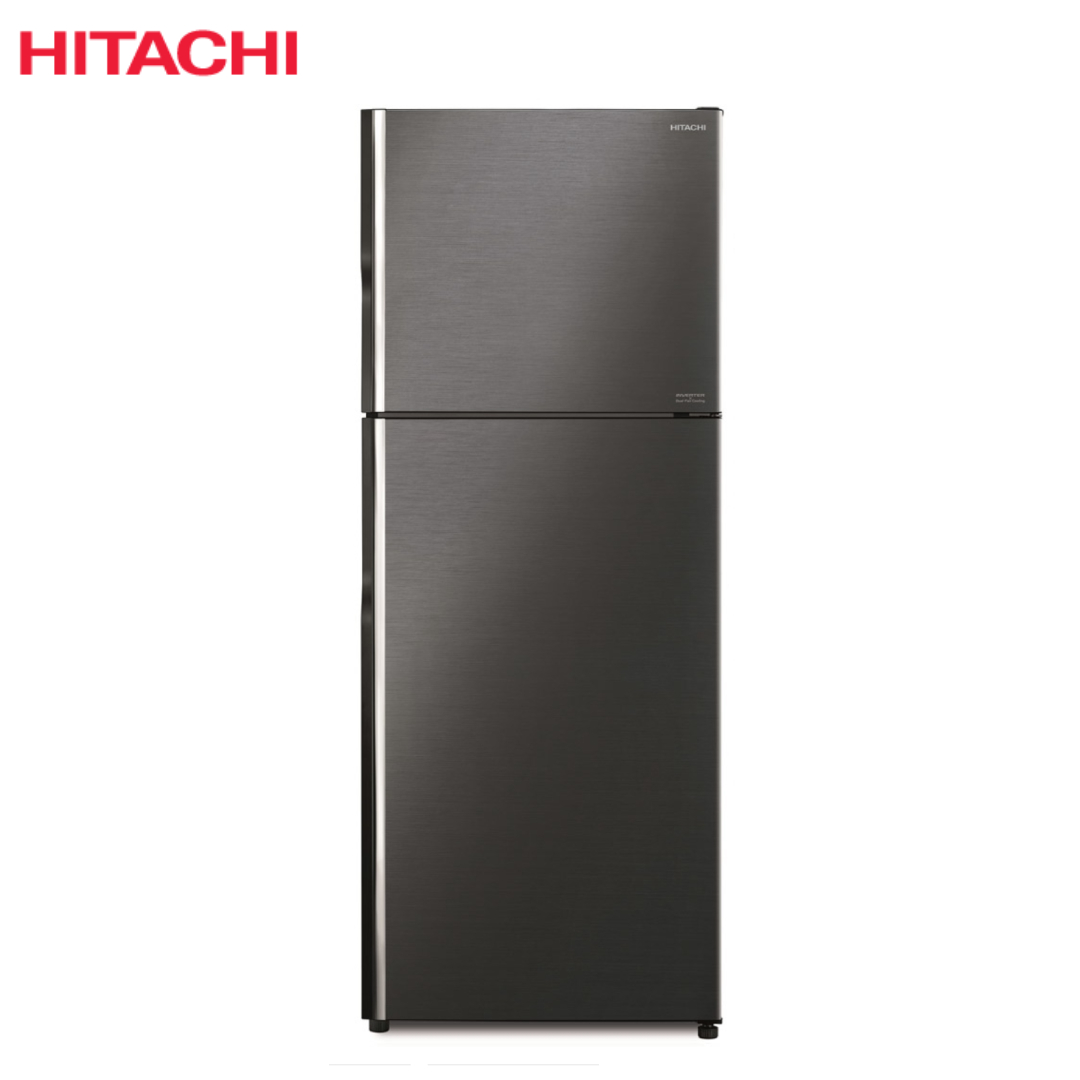 Hitachi Refrigerator R-V490P8PB(BBK)