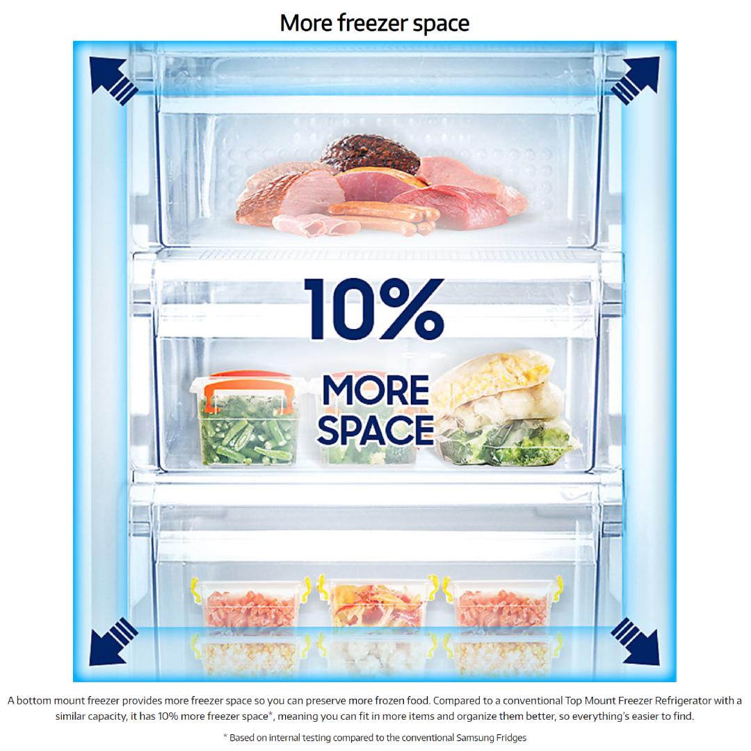 Samsung Refrigerator RB21KMFH5SK_D3.8