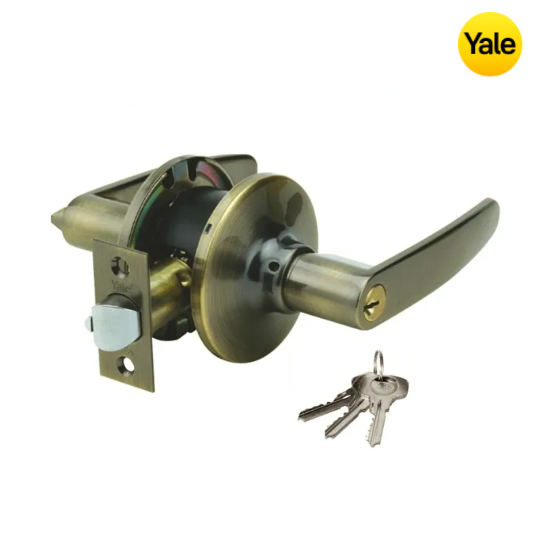 Yale Door Lever Set - VL5347 US5