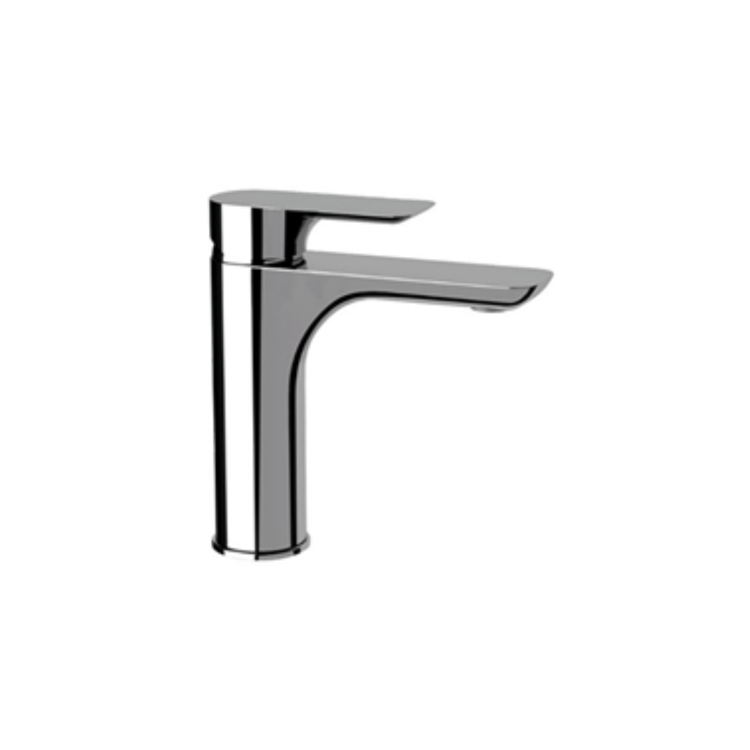 REMER Single-lever basin mixer, without pop-up waste - I11
