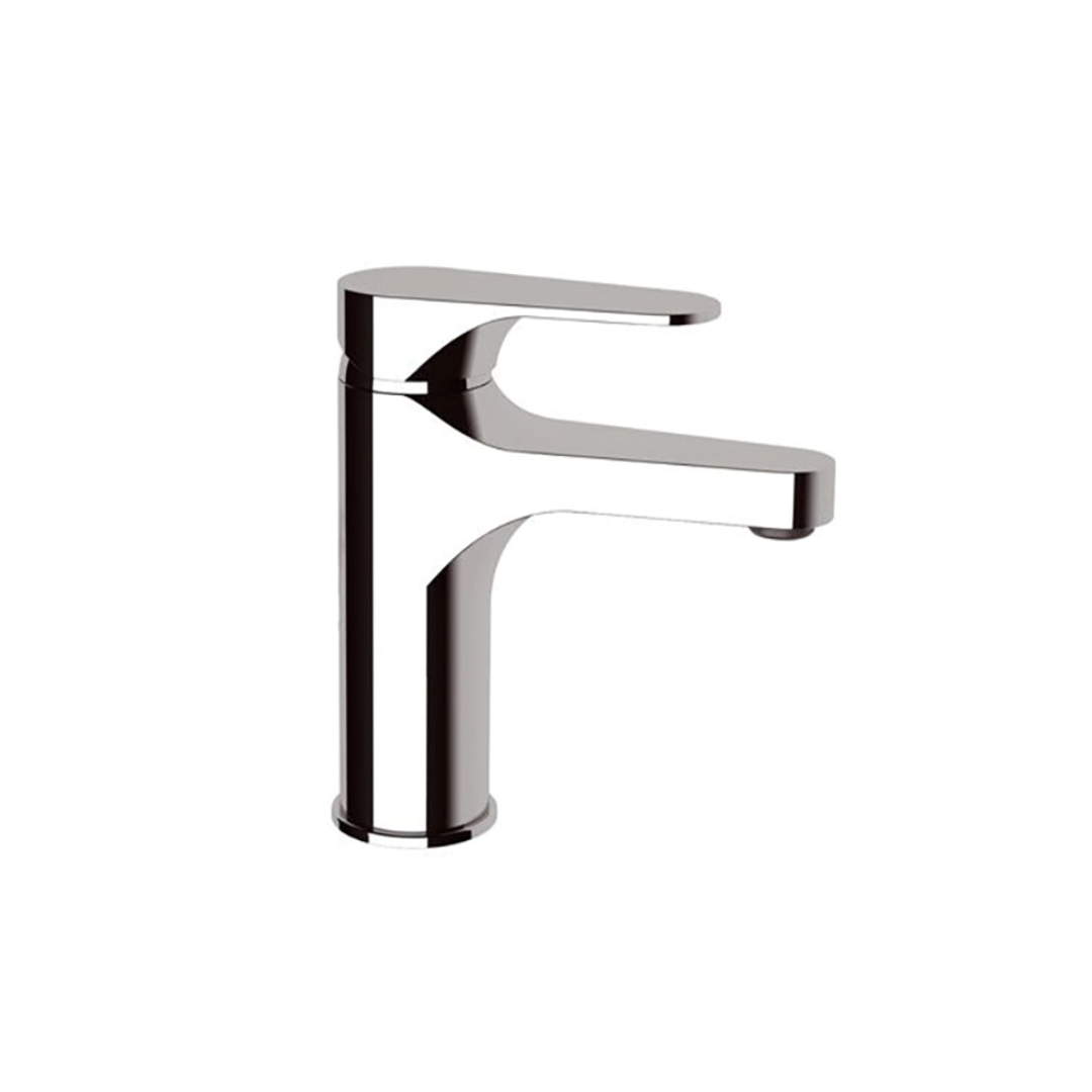 REMER Single-lever basin mixer without pop-up waste - L11