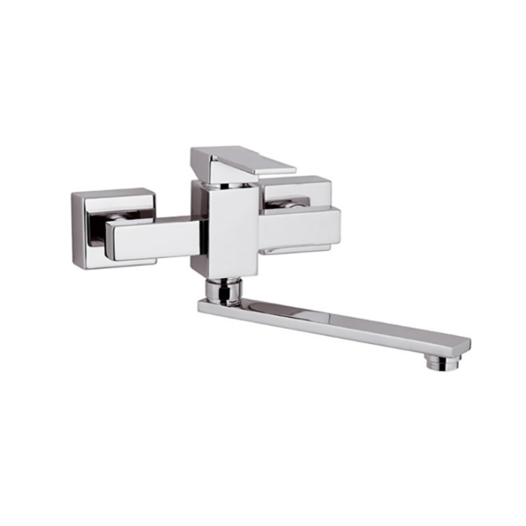 REMER Wall mounted single-lever sink mixer - Q41