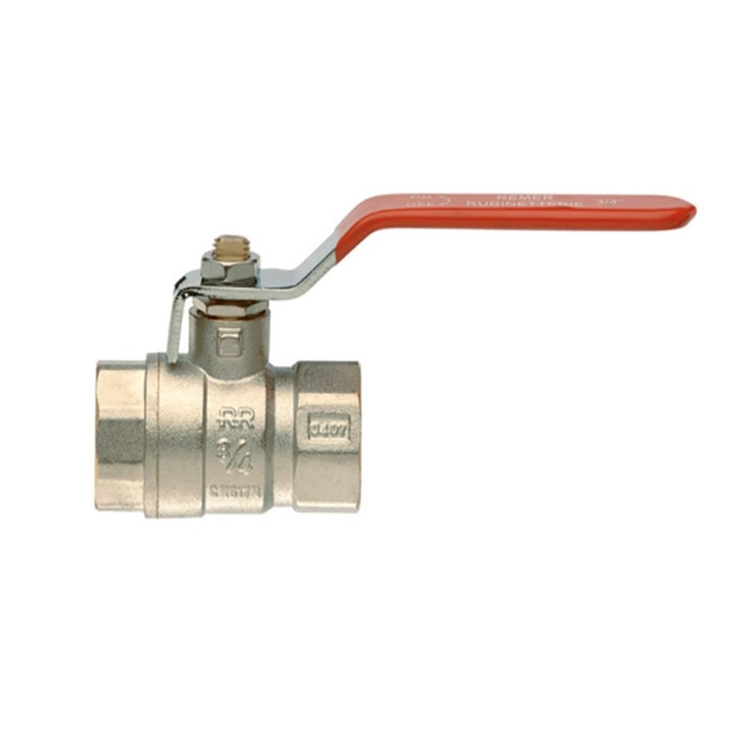 REMER full-flow rr ball valve - 371RR