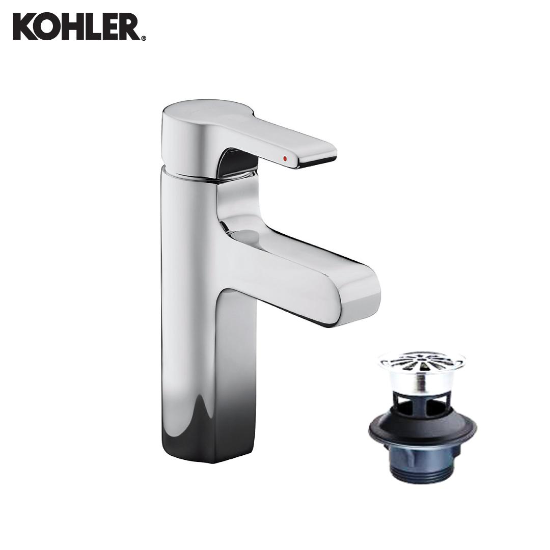 KOHLER Deck Mount Faucet - 10860IN-4ND-CP