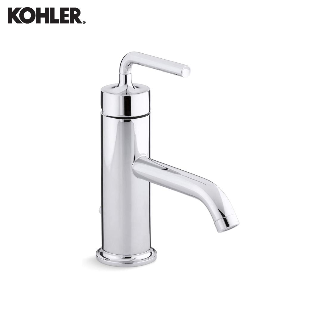 KOHLER Deck Mount Faucet - 14402IN-4A-CP (1)