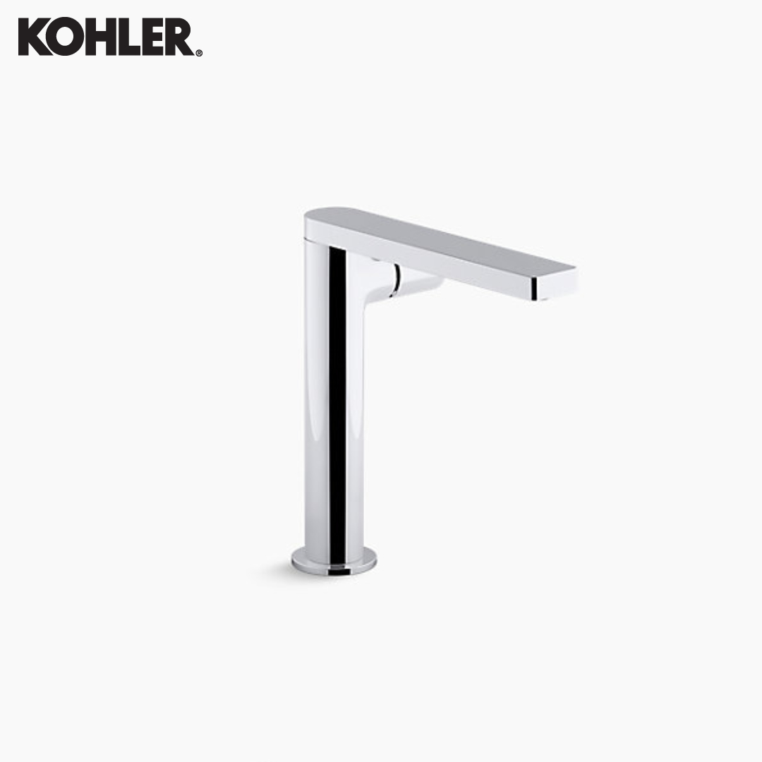 KOHLER Deck Mount Tall Faucet - 73159IN-7-CP