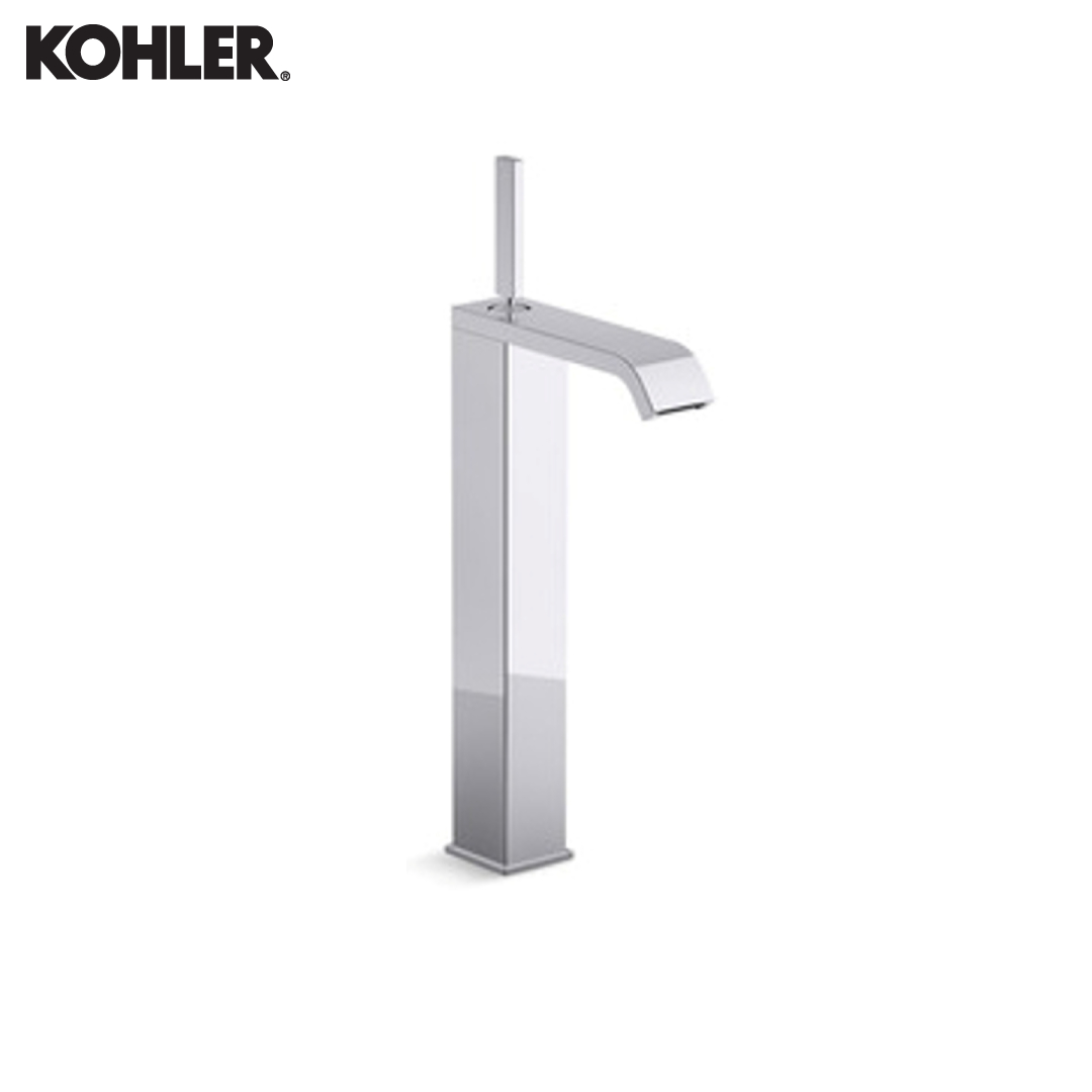 KOHLER Deck Mount Tall Faucet - 97908IN-4-CP