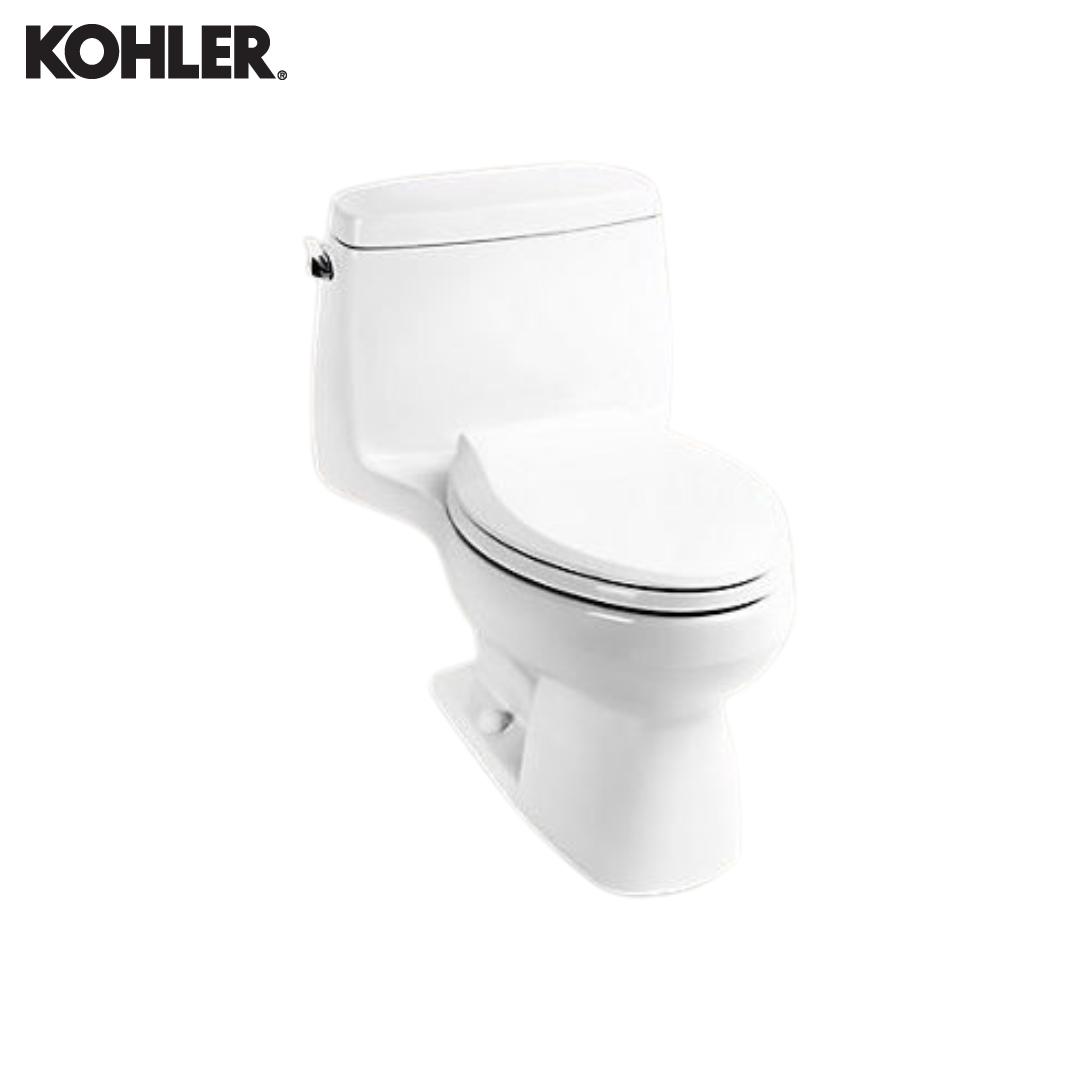 KOHLER Floor Mount One Piece Toilet - 3323T-S-0