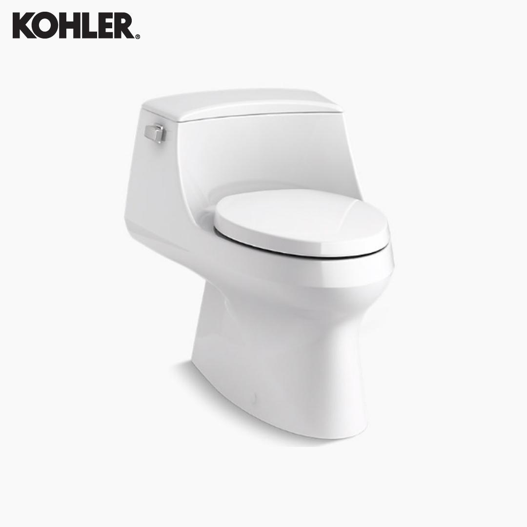 KOHLER Floor Mount One Piece Toilet - 3722T-0