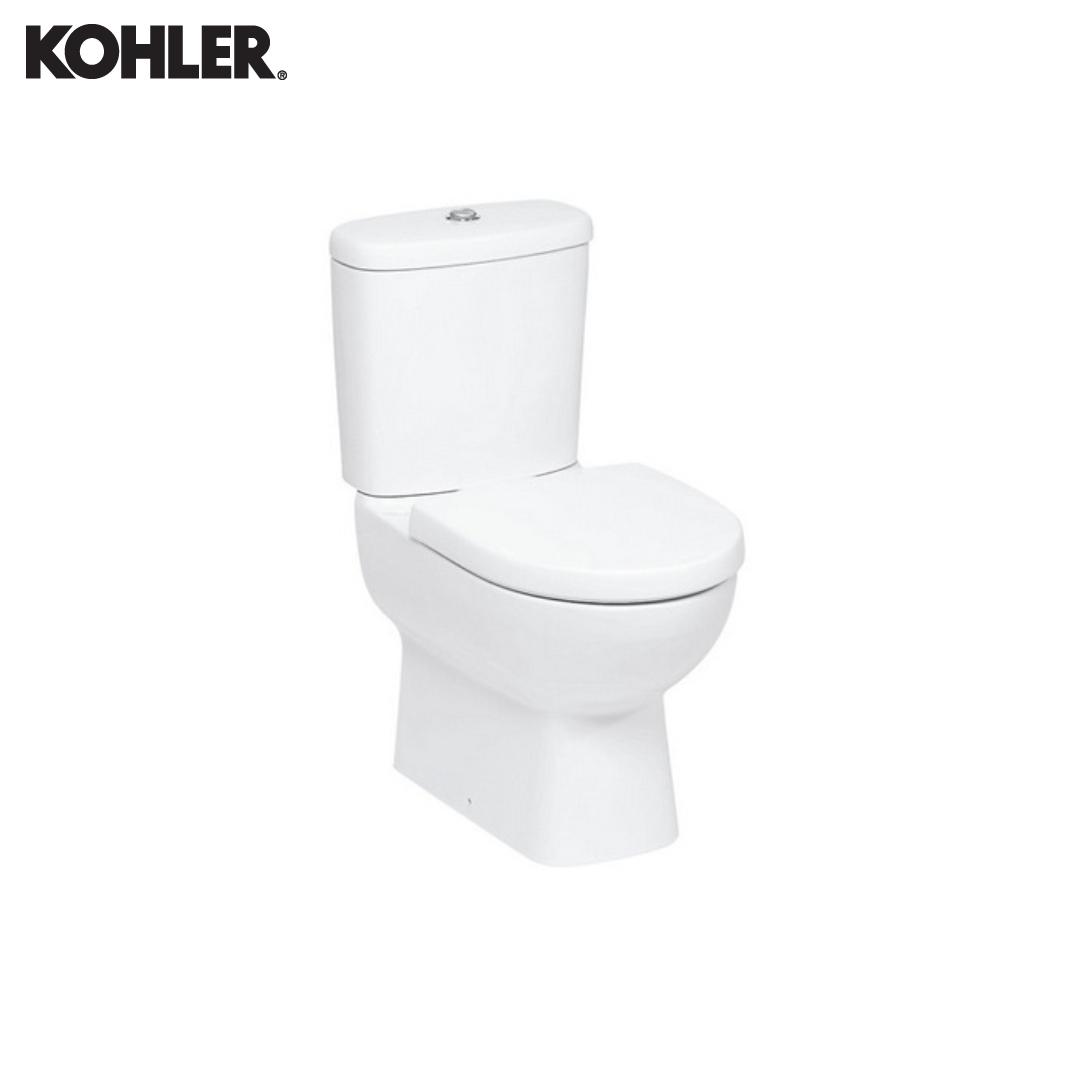 KOHLER Floor Mount Two Piece Toilet - 17640IN-S-0