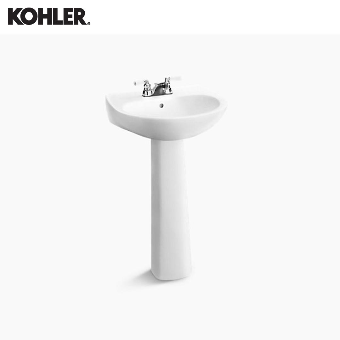 KOHLER Full Pedestal Lavatory - 8700IN-1-0