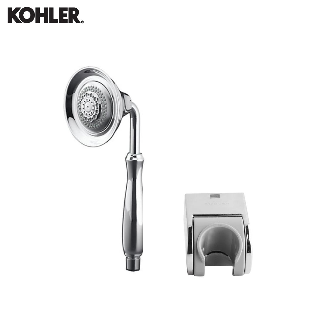 KOHLER Hand Shower - 16366IN-CP + 9040IN-CP