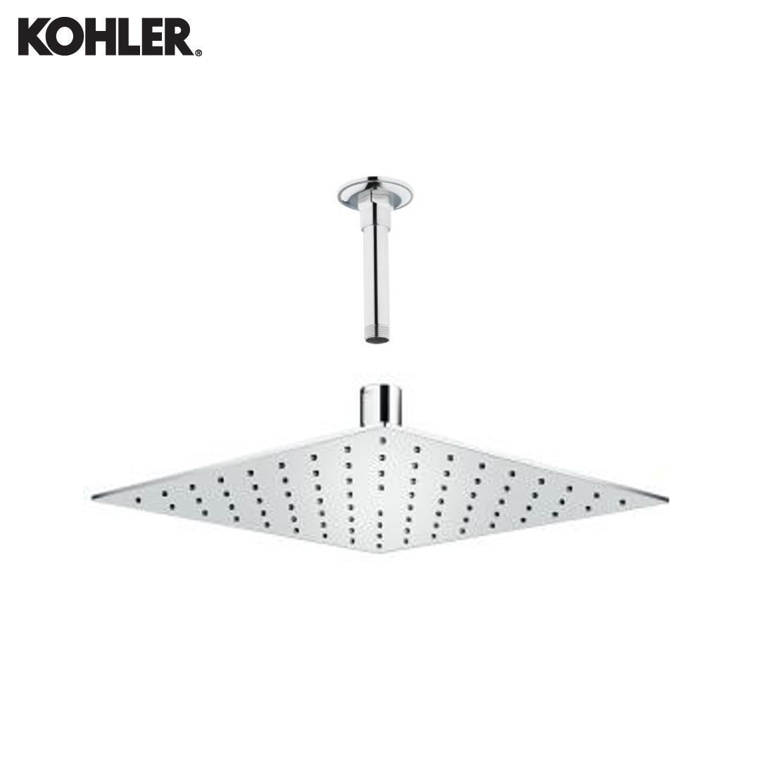 KOHLER Rain Shower - 73040T-L-CP + 11623IN-CP