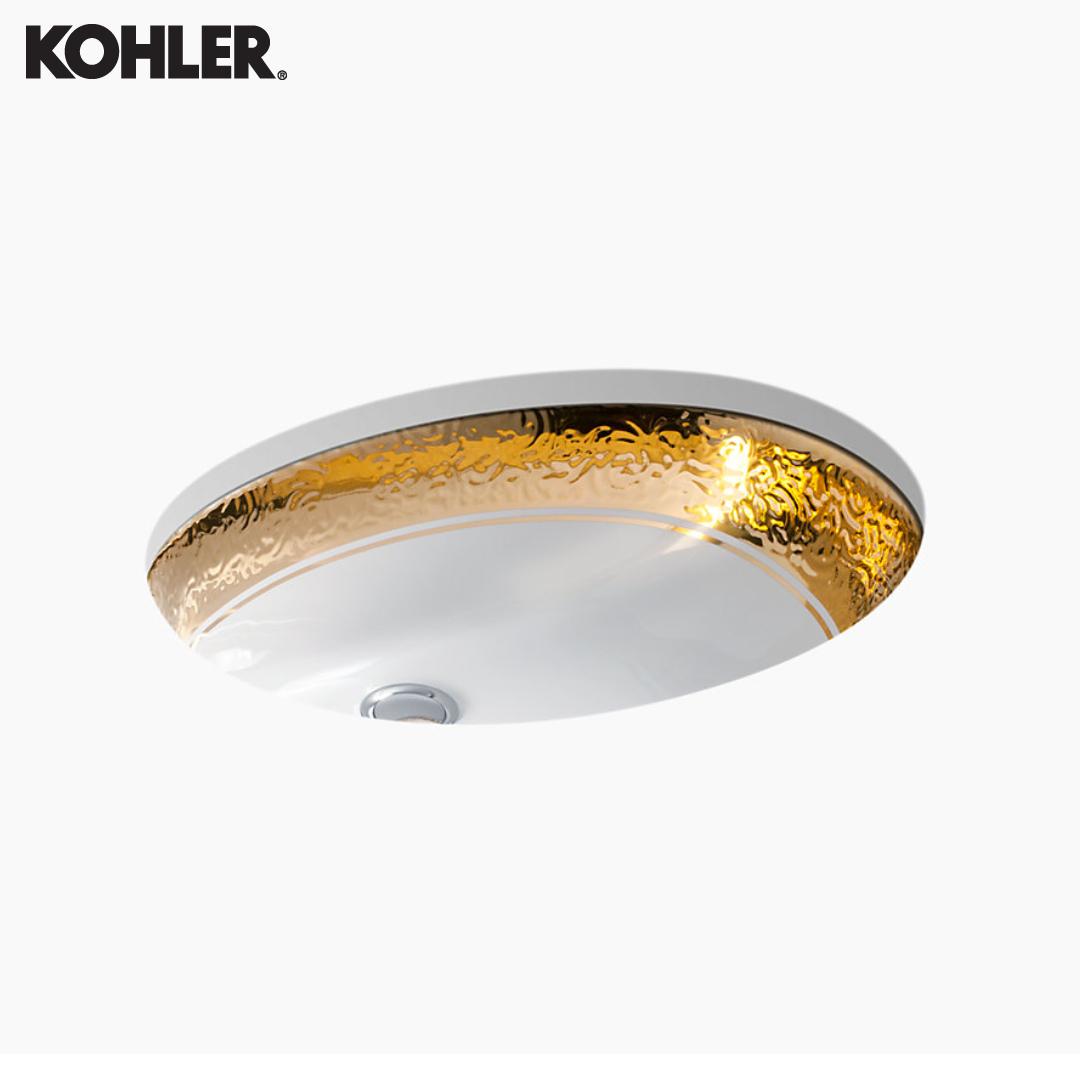 KOHLER Under Undercounter Lavatory - 14174-PD-0 (1)