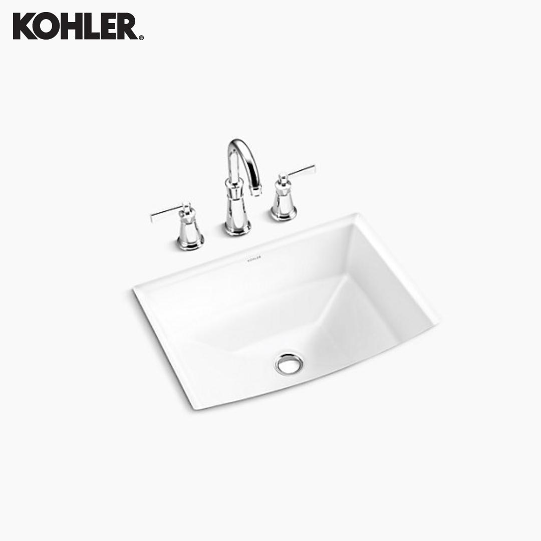 KOHLER Under Undercounter Lavatory - 2355T-0