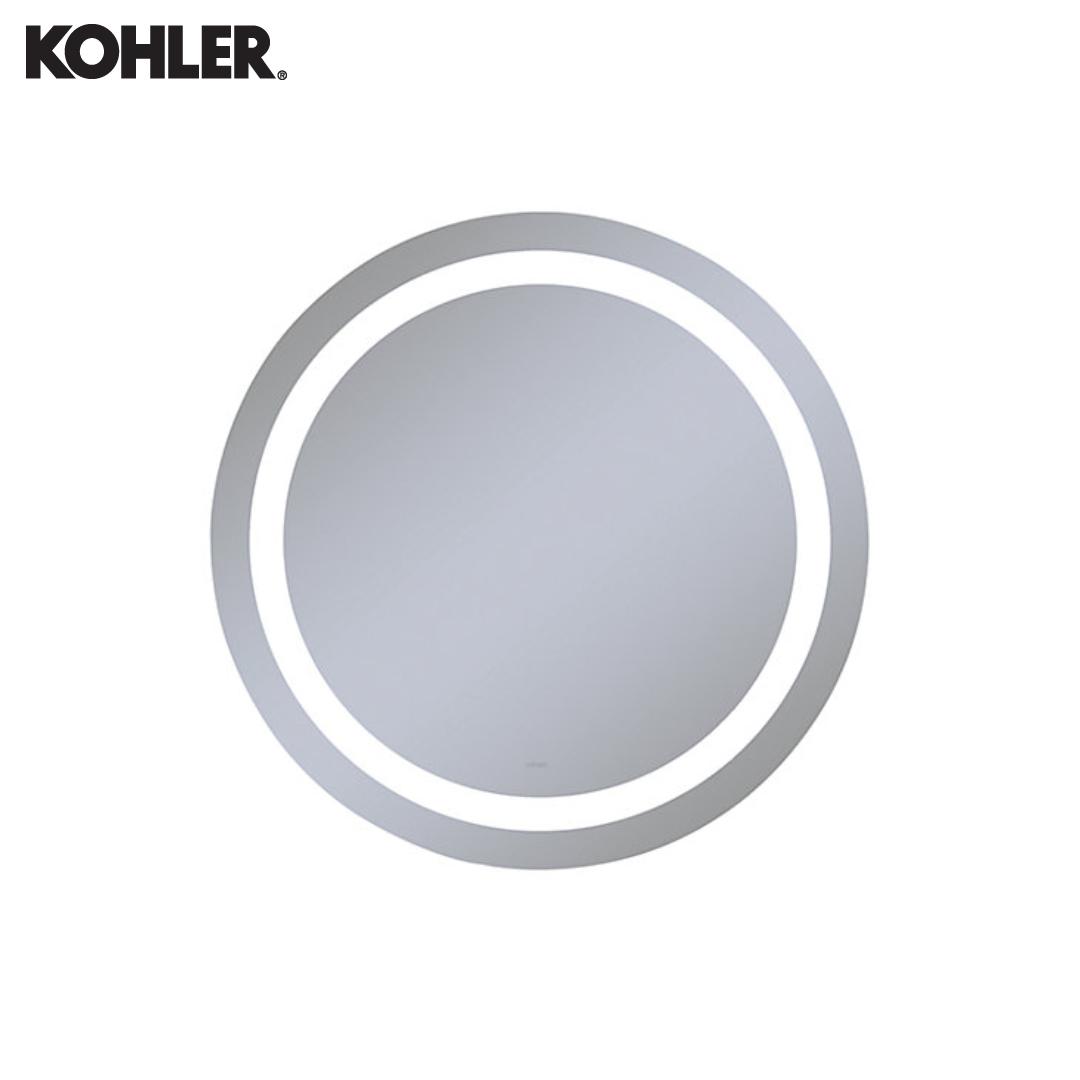 KOHLER VITALITY INSET CIRCLE LIGHT MIRROR-1016mm - 22932IN-NA