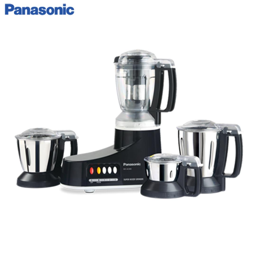 Panasonic Mixer Grinder AC-400 (Black) (1)