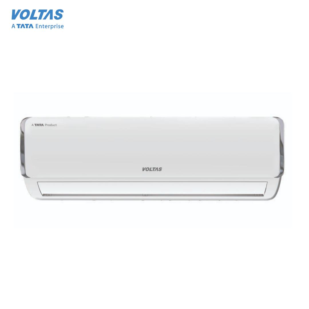 VOLTAS REGULAR AIR CONDITIONER 1.5 TON 18DZQ(R32) Fixed Speed AC (1)
