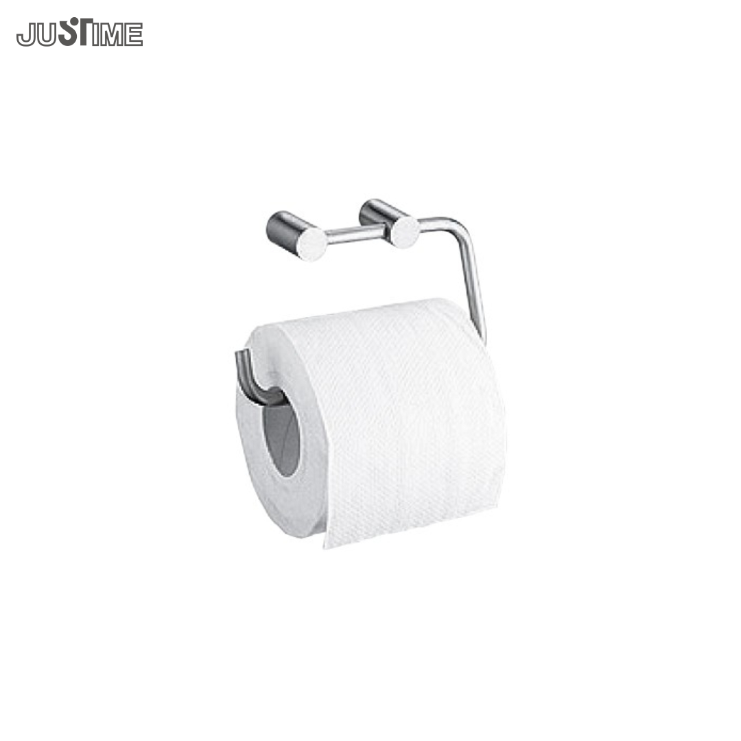 Justime Toilet Tissue Holder (Stainless Steel) - 6806-40-80S1 (1)