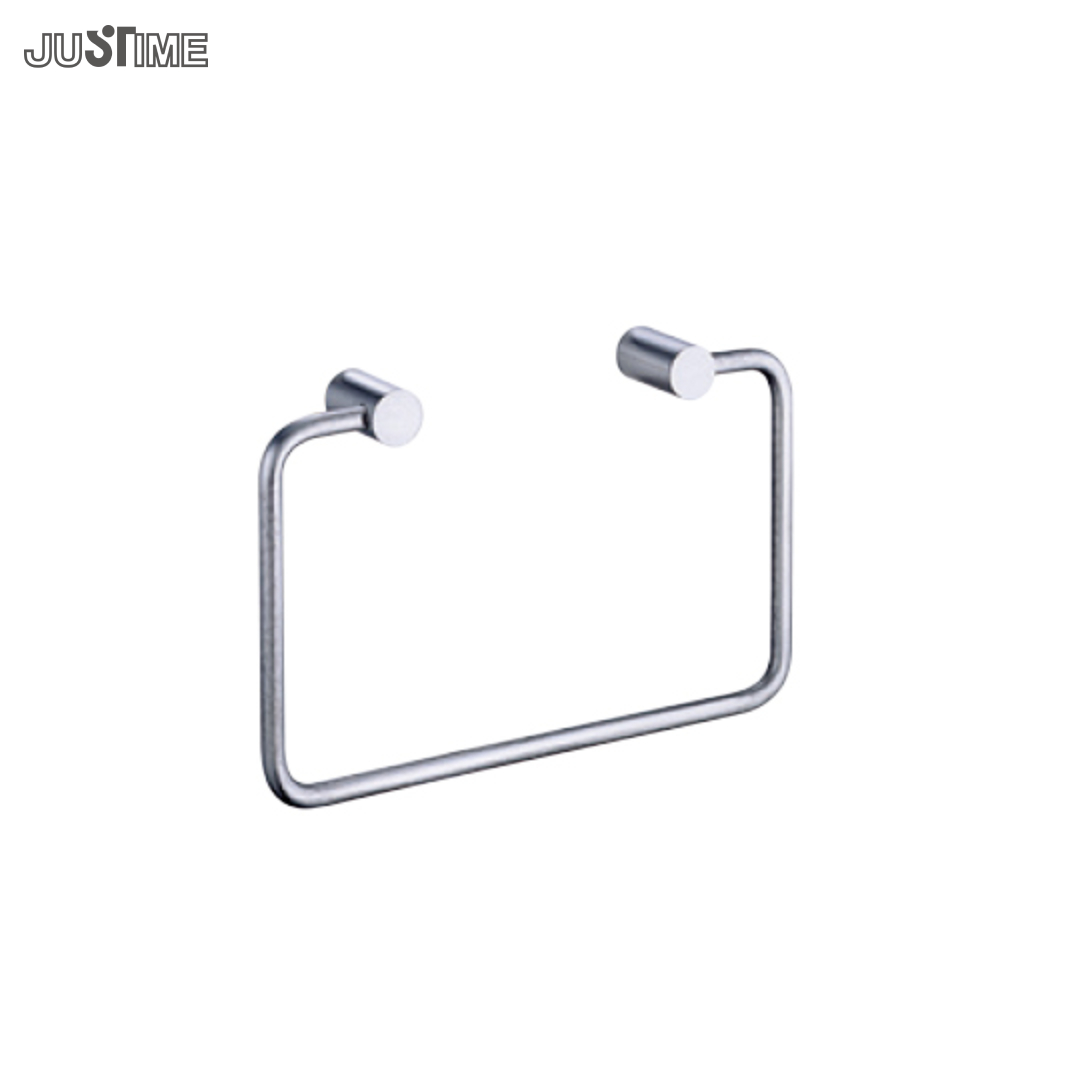 Justime Towel Ring (Stainless Steel) - 6806-60-80S1 (1)