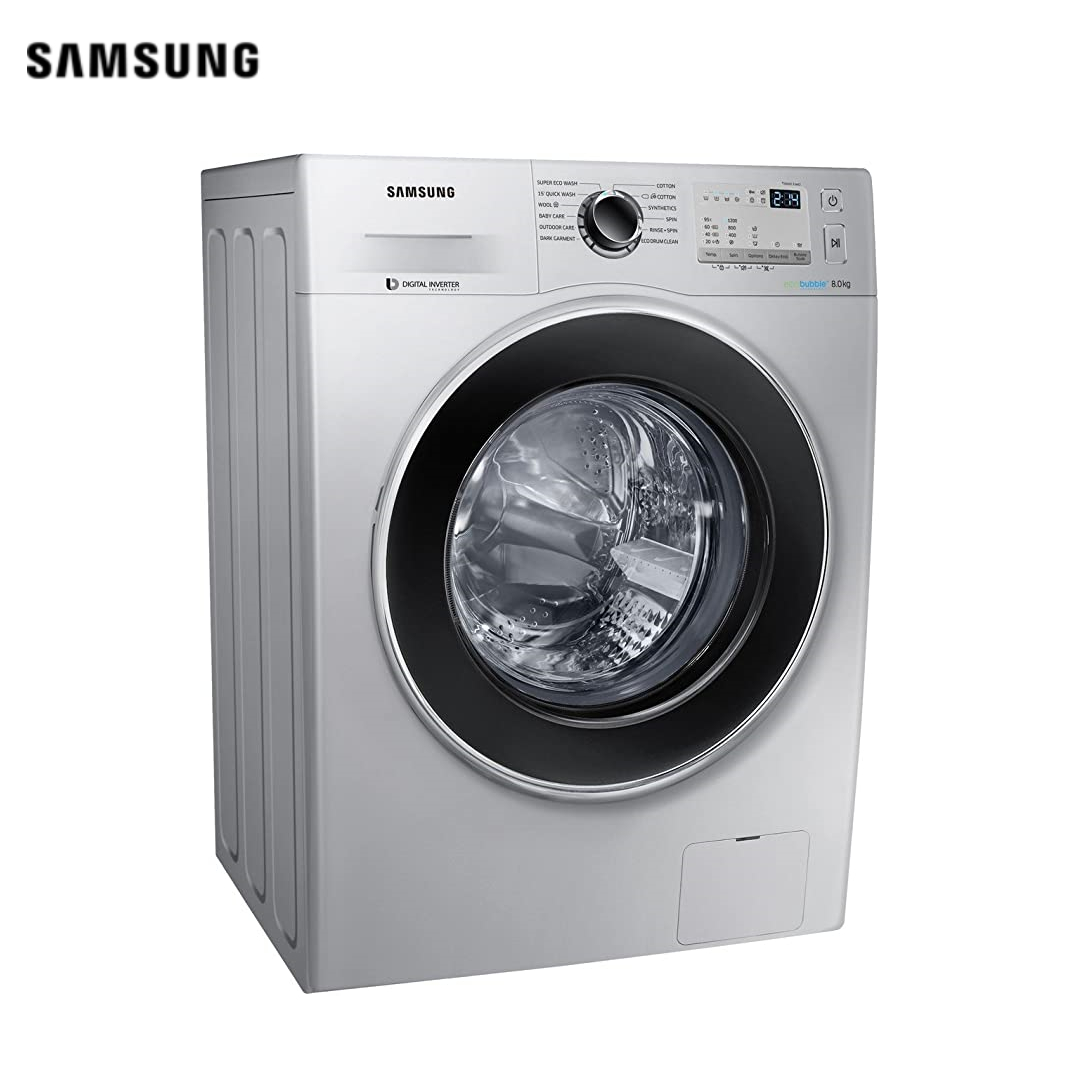 Samsung Washing Machine - WW80J4213GSTL (2)