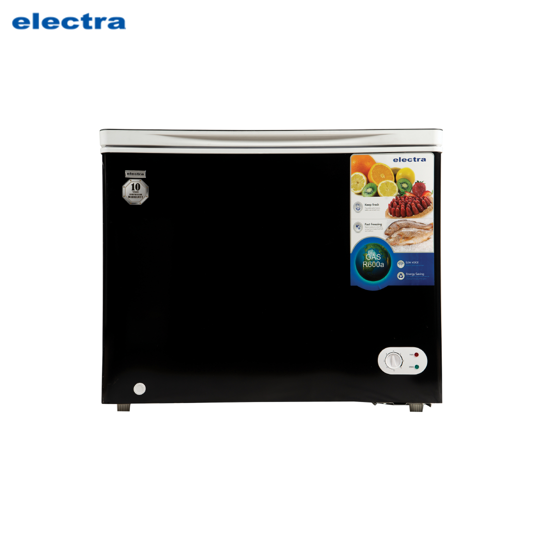 Electra Deep Freezer - EF-200CJ21 Black (1)