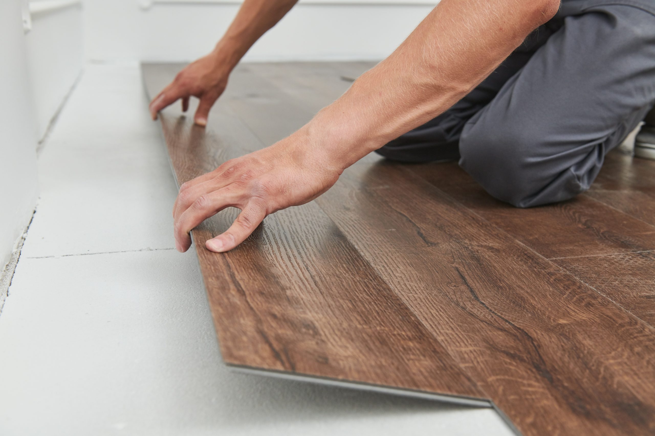How is differnt of the SPC Flooring with other materials