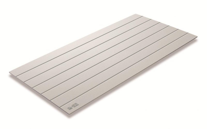 SCG Fiber Cement Sheet - 3 inch Square Lining