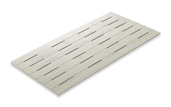 SCG - Fiber Cement Sheet for ceiling manufacturer SCG Ventilated Wood Grain