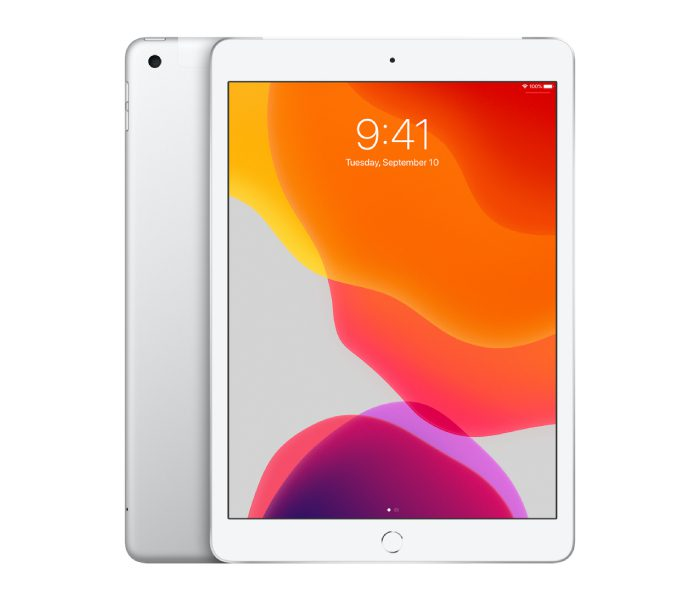 Apple iPad Silver color 128 GB Wifi