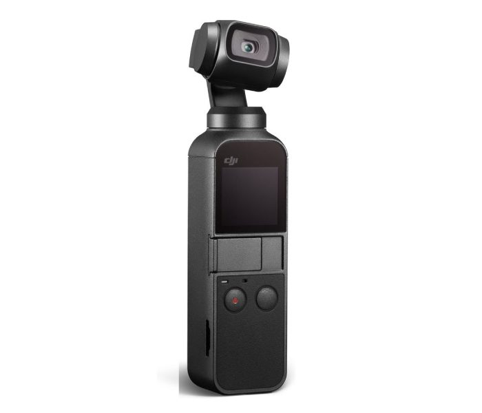 DJI Handheld Stabilizer Camera (Black) Osmo Pocket
