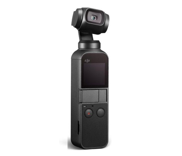 DJI Handheld Stabilizer Camera (Black) Osmo Pocket